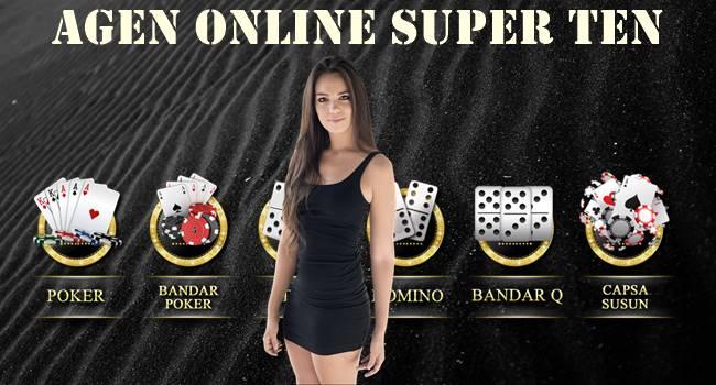 Agen Online Super Ten dan Cara Bermain
